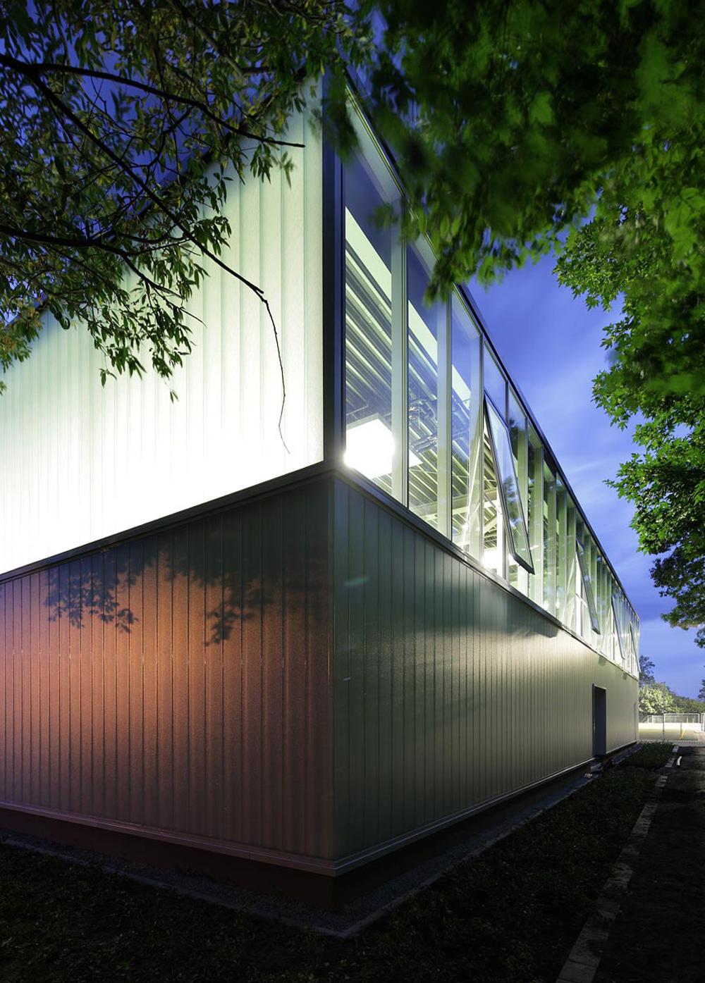 Plan With Elevation : Architekten wannenmacher möller gmbh